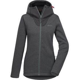 PYUA Tempest Jacket Women grey melange